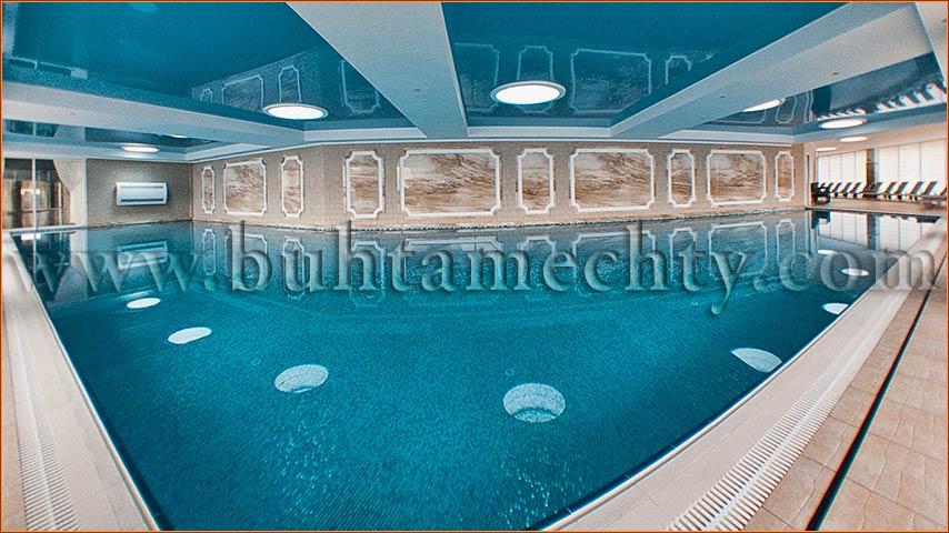 бассейн с морской водой в адлере фото